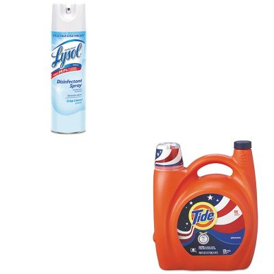 Liquid Gamble Ultra (KITPAG23064RAC74828CT - Value Kit - Procter amp; Gamble Professional Ultra Liquid Laundry Detergent (PAG23064) and Professional LYSOL Brand Disinfectant Spray (RAC74828CT))