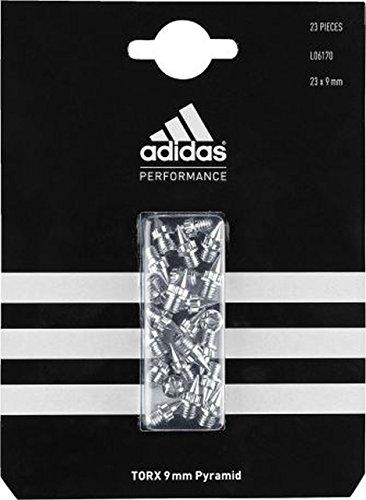 adidas Torx 9MM Pyramid - Zapatillas Para Hombre, Color Plata, Talla Única