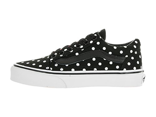 Mixed Old Sneakers polka Fashion Vw9tnwd K Vans Schwarz Skool Kids nero Dots YqxBw5nI1I