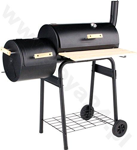 99513 - parrilla y fumador, área de cocina: 60cm (w): Amazon ...