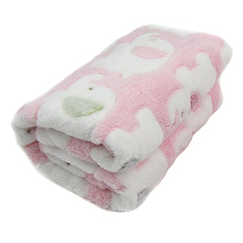 Alfie Pet by Petoga Couture - Abia Animal Blanket for Dogs and Cats - Color: Pink, Size: Large by Alfie (Image #5)