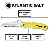 Spyderco Atlantic Salt Lightweight Folding Knife