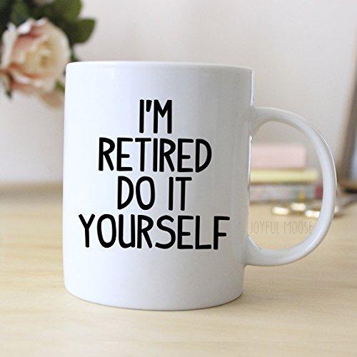 Retirement Party Gift Coffee Mug
