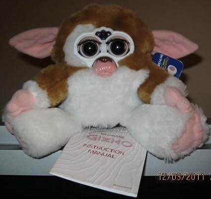 Amazon.com: Gremlins Gizmo interactivo electrónico muñeca de ...