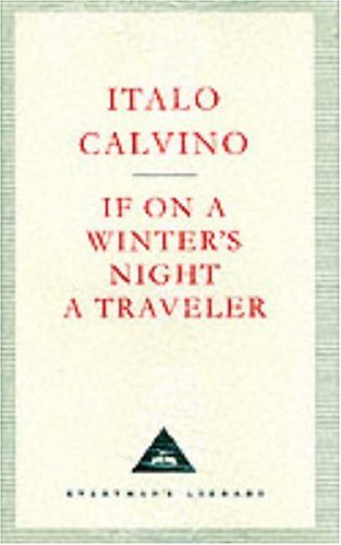 Book cover for If on a winter's night a traveler