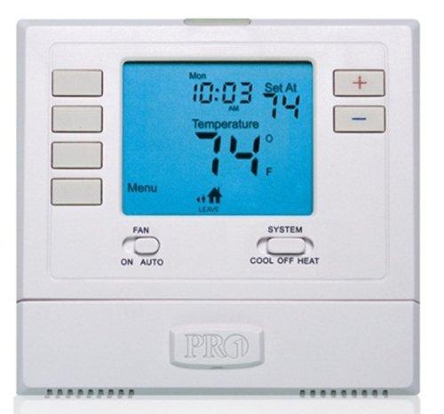 PRO1 IAQ T725 Thermostat, White