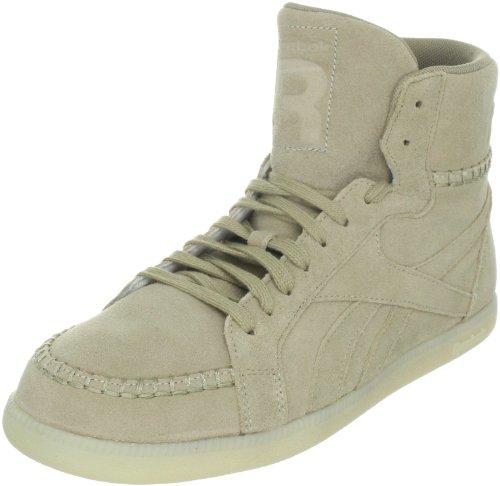 Reebok SL BERLIN - Zapatillas de cuero hombre blanco - beige or natur (SUPER NEUTRAL/WHITE)