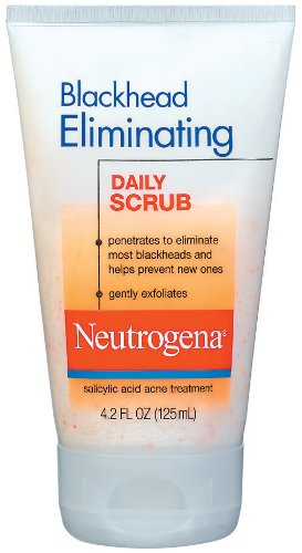 Neutrogena Blackhead élimination Daily Scrub, 4,2 once