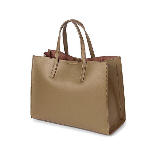 sac à Zm 2018 fourre nouveaux en de Winered mode décontracté à capacité bandoulière dames cuir tout sac main sacs grande AqpzxwFq