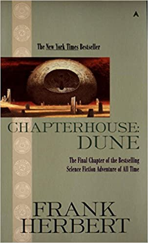 Frank Herbert - Chapterhouse Dune Audiobook Free Online