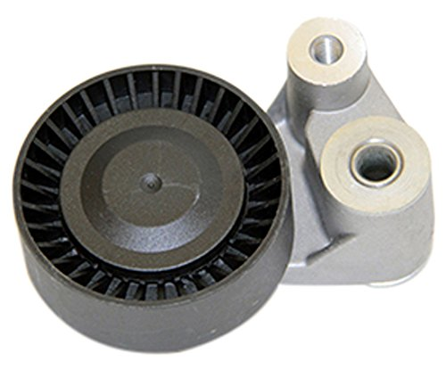 MTC 122031/11-28-1-742-859 A/C Tensioner Pulley (w/Lever 11-28-1-742-859 MTC 122031 for BMW Models) ()