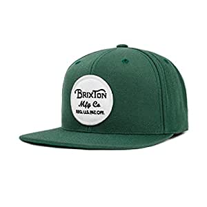 ECP Design Brixton - Carrito de gorra ajustable Cap - Chive: Amazon.es: Deportes y aire libre