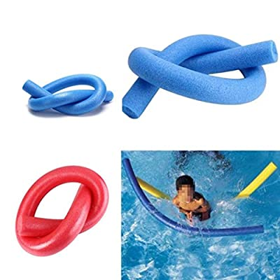 Xixou Practical Portable Floating Swimming Learning Foam Pool Water Float Woggle Aid Swim Noodles: Sports & Outdoors