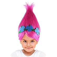 Princess Troll Wig, Pink HW-1079