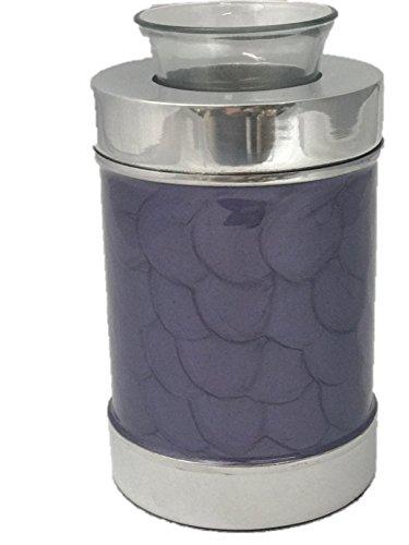 Tealight Keepsake Cremation Urn, Memorial Candle Cremation Urns, Funeral Tokens, Small Size Keepsake