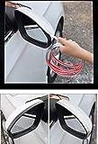 "Goldwheel 1/2"" Wide 25Feet Chrome Auto Molding"