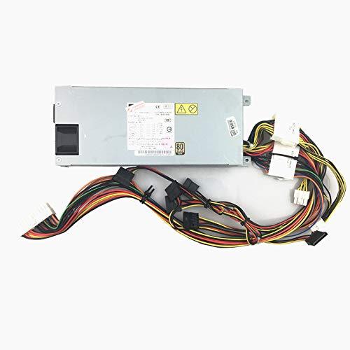 SAUJNN 400W PC Power PSU FS9030 400W 1U Flex ATX Server Power Supply PSU 80 Plus Gold for 1U Server Power 24 + 8 + 8 Dual Motherboard ()