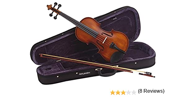 Carlo Giordano VS044 - Violín 4/4: Amazon.es: Instrumentos musicales