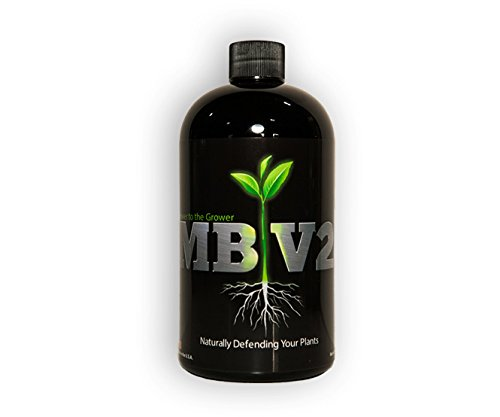 Mighty Bomb MBV216OZ Organic Insecticide, 16 oz, Black by Mighty Bomb