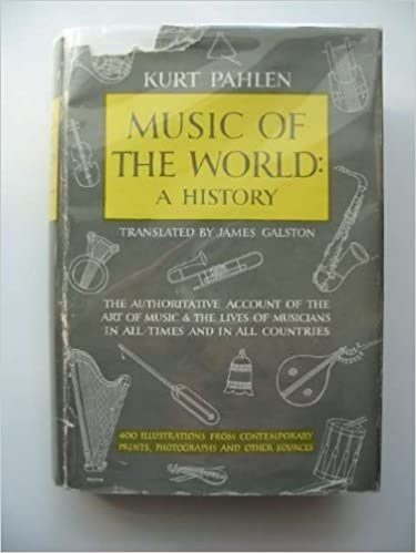 Music of the world: A history