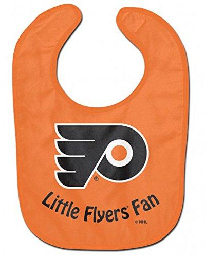 WinCraft NHL Philadelphia Flyers WCRA2062714 All Pro Baby Bib ()