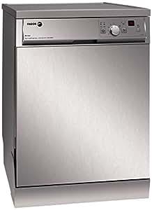 Fagor LVF13X Independiente 12cubiertos A++ lavavajilla - Lavavajillas (Independiente, Acero inoxidable, Frío, Caliente, 12 cubiertos, 48 dB, A)
