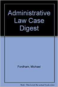 Dario vs Mison, 176 SCRA 84 Case Digest (Administrative Law)