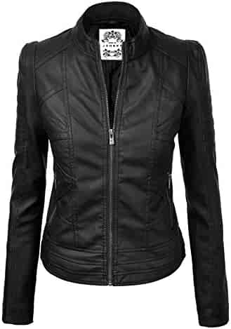 b341b97e8 Shopping 3 Stars & Up - Leather & Faux Leather - Coats, Jackets ...