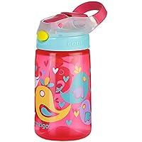 Contigo 50917 Gizmo Flip Autospout Water Bottle, Birds