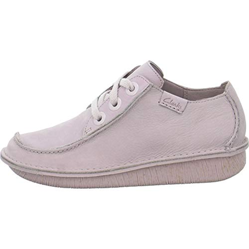 Stringate Basse Funny 26135723 Clarks Pink Scarpe Dusty Dream Brogue Donna qFwF6atx