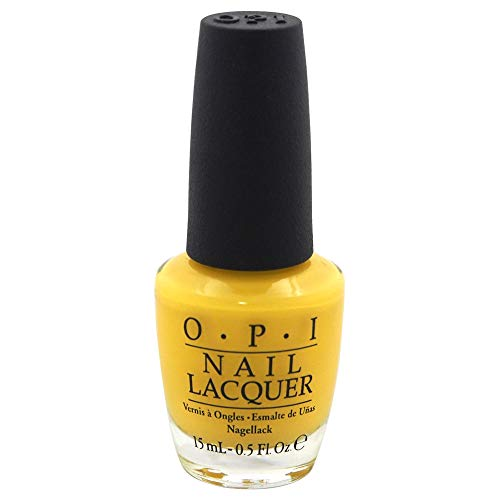 Expert choice for light yellow nail polish