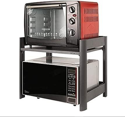 AYHa Estante de almacenamiento de cocina Horno de microondas ...