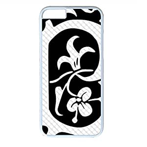 Cool IPhone 6S Skin Custom 0019209 capital letter b case for iphone 6 47inch pc material white Apple IPhone 6 Skin