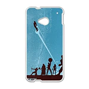 HTC One M7 Cell Phone Case White Avengers SLI_523879