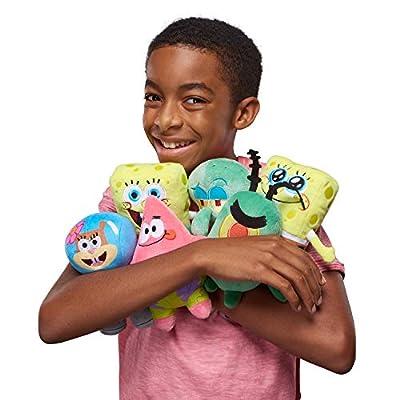 SpongeBob SquarePants Officially Licensed Mini Plush - 6'' Patrick: Toys & Games