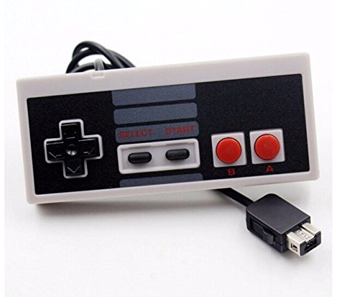 Jietron Wired Controller for NES Classic Mini Edition