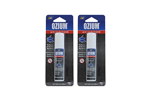 New Car Ozium - 0.8 ounce - 2 Pack