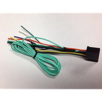 amazon com xtenzi harness for pyle 24 pin wire harness power plug Ford Wiring Harness xtenzi harness for pyle 20 pin wire harness power plug cd mp3 dvd plbt72g plbt72c