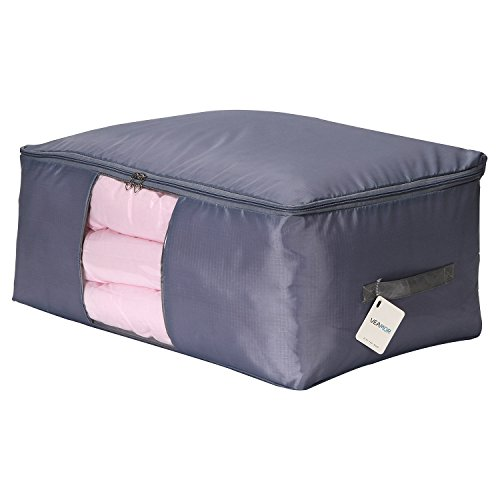Transparence Windows Travel Organizer bag,Luggage Bags for Apparel and Comforter,Moistureproof and Insect-proofing.