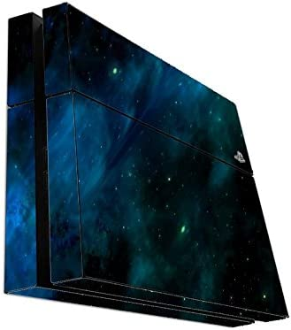 bf95664e2a821 Amazon.com: Space Galaxy Stars Background Playstation 4 PS4 Console ...