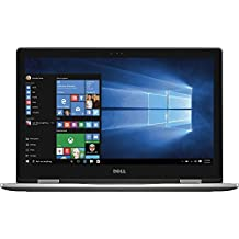 "2017 Dell Inspiron 7000 Convertible 2-in-1 Full HD (1920 x 1080) 15.6"" Touchscreen Premium Laptop, Intel Core i5-7200U, 8GB DDR4, 256GB SSD, 802.11AC, Bluetooth, USB Type C, HDMI, IR Camera"
