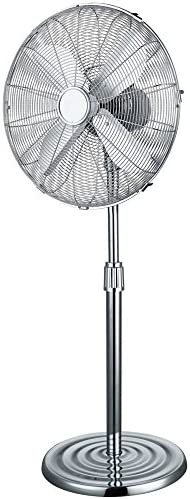 Challenge 16 Inch Pedestal Fan - Chrome