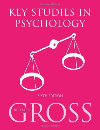Key Studies in Psychology