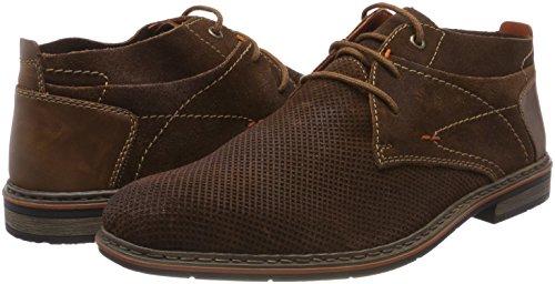 De 20 Homme Ville Noir B1724 Chaussures Rieker q7wtBHTH