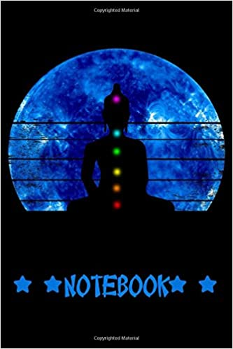 Meditation Chakra Yoga Zen Master Buddha Notebook: Graph ...