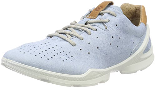 ECCO Women's Women's Biom Street Sneaker, Indigo, 42 Medium EU (11-11.5 US) by ECCO