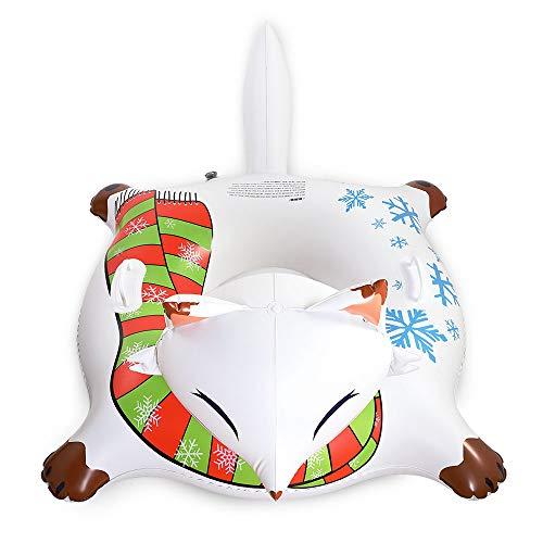 CMYK Fox Snow Tube