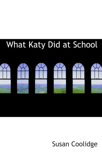 What Katy Did at School PDF
