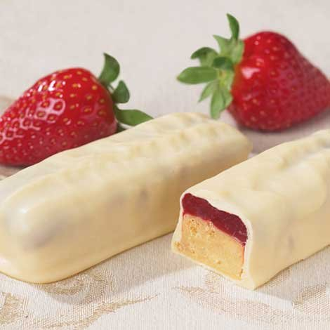 Strawberry Cheesecake Protein Bar