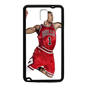 Happy WWE World Wrestling The Rock White Phone Case for Samsung Galaxy Note3